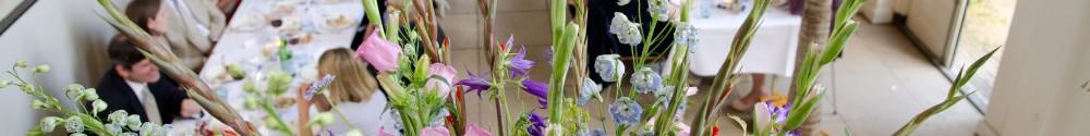 bloemen etenswaar