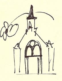 kerk in de gloria