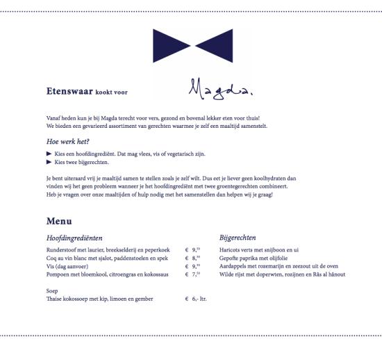 magda menu