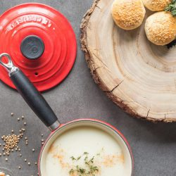 Asperge soep Etenswaar catering eindhopen