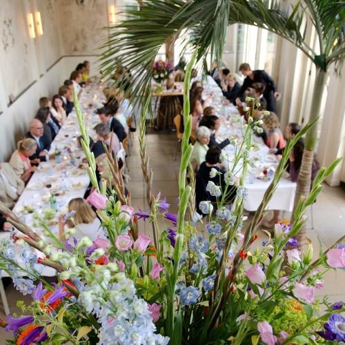 bruiloftsdiner