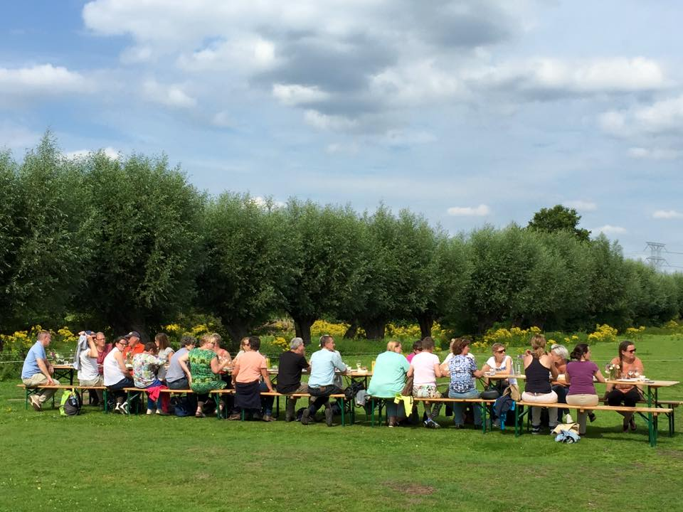 Etenswaar catering op locatie omgeving Tilburg | Personeelsfeest