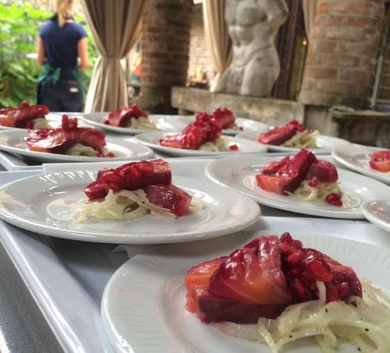 Etenswaar catering omgeving Tilburg op een bijzondere locatie