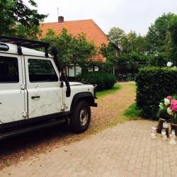 Stoere trouwauto | Etenswaar catering Eindhoven