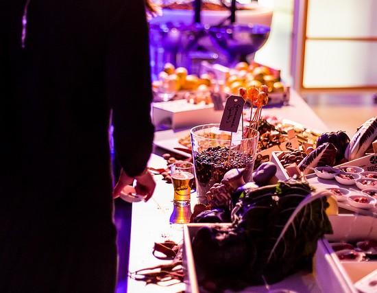 hapjes voor Tue | Etenswaar catering Eindhoven