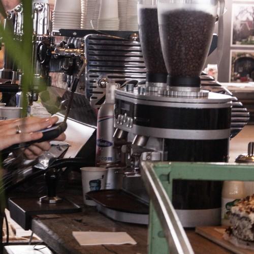 Koffie Etenswaar