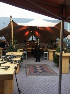 opbouw Etenswaar kerst 2017 Fortec Eiondhovens Rondje