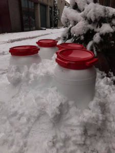 sneeuw kerst 2017 etenswaar