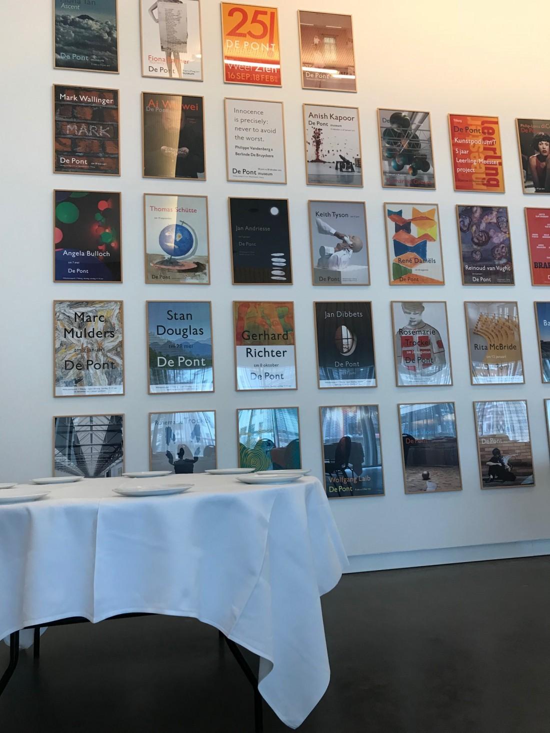 Nieuwe expositie Museum de Pont Etenswaar