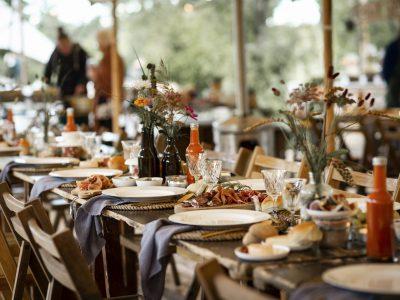 Etenswaar catering Eindhoven Tafelstyling Bruiloft R&F foto BALF (2)