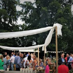 Festival bruiloft Etenswaar Catering Waalre