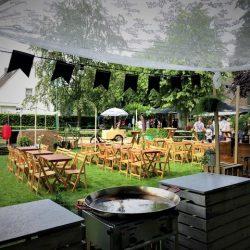 foordstations festival bruiloft Etenswaar Catering Waalre