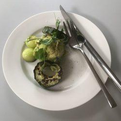 geschroeide komkommer Etenswaar catering Eindhoven